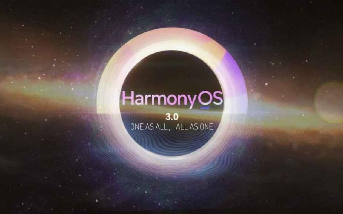 Harmony OS 3.0