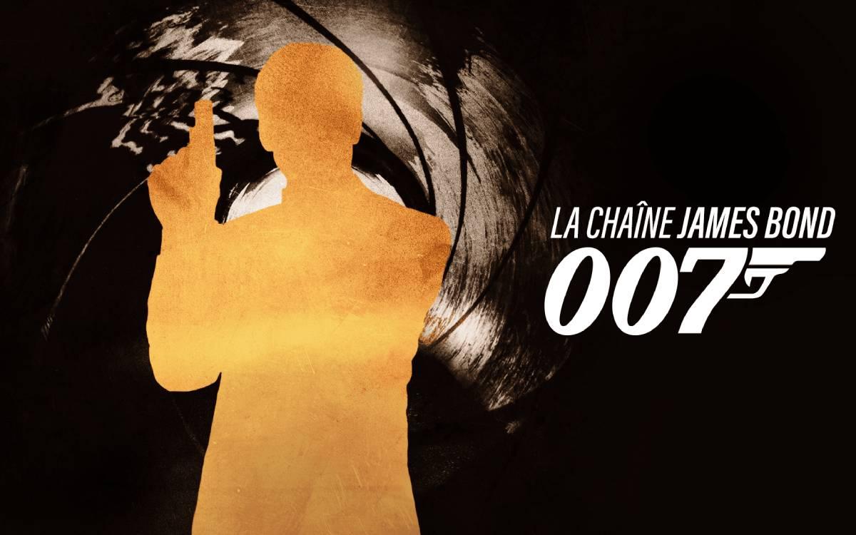 Intégrale des James Bond sur France TV