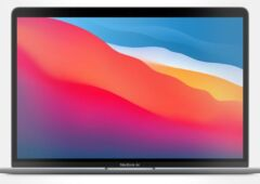 MacBook Air avec puce M1