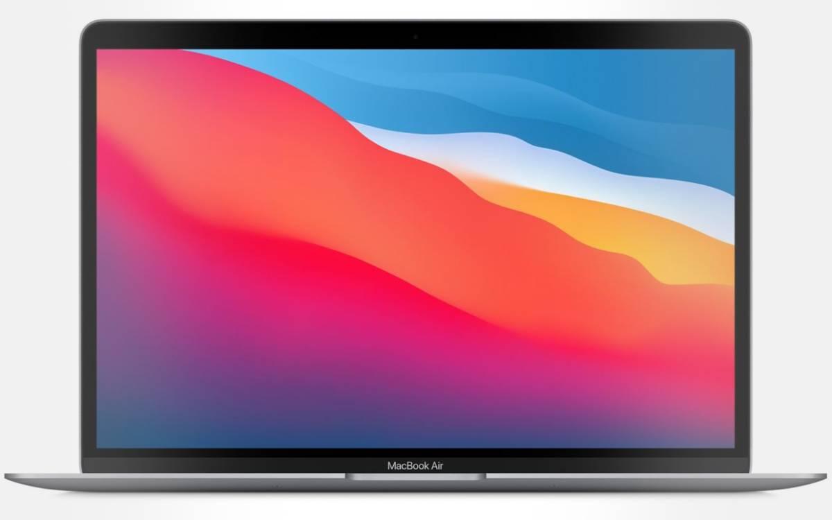 MacBook Air pas cher avec puce M1