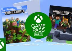 Minecraft Game Pass pour PC