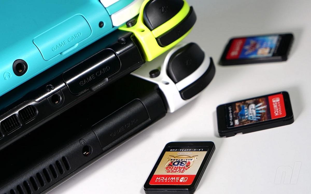 Nintendo Switch Lite vs Switch vs Switch OLED