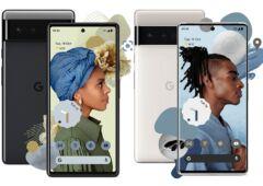 Pixel 6 et 6 Pro
