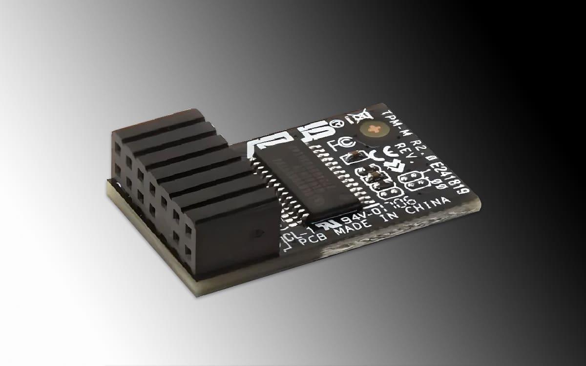 TPM chip for Windows 11
