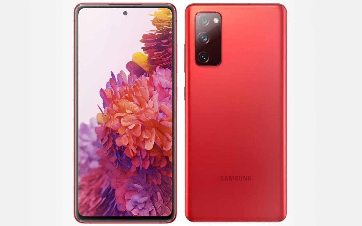 Samsung Galaxy S20 FE 2021 à un bon prix
