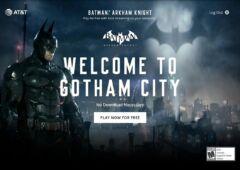 Stadia marque blanche AT&T Batman