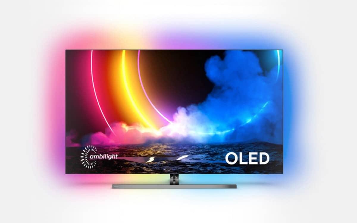 TV Philips OLED856