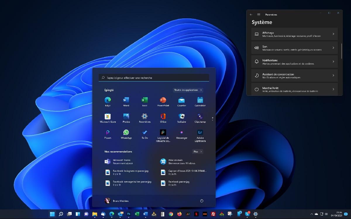 Windows 11 Bureau