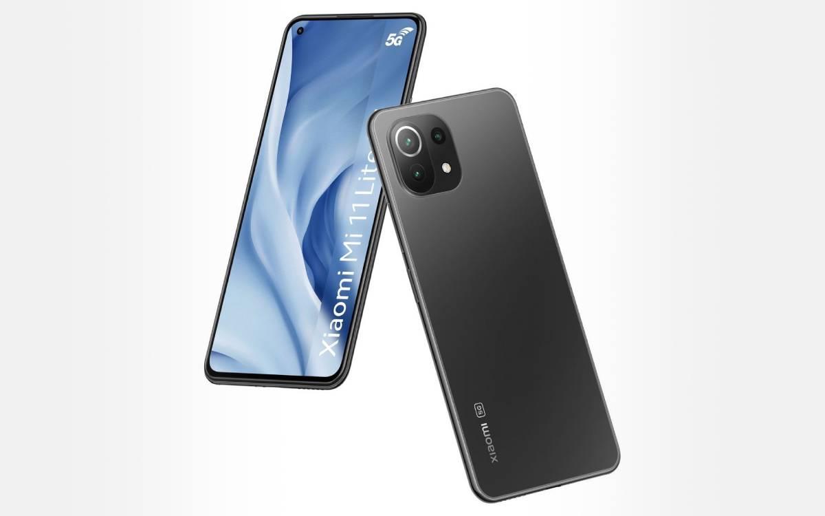 Xiaomi Mi 11 Lite à prix canon chez Orange