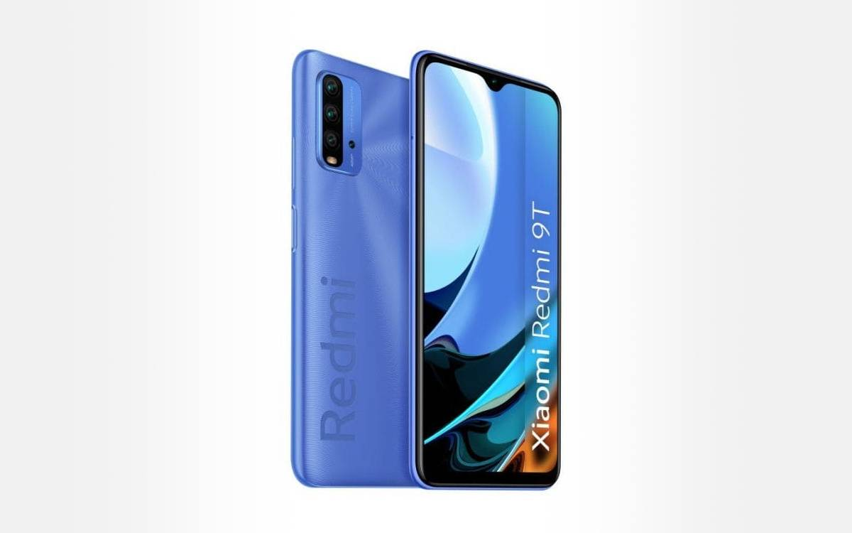 Xiaomi Redmi 9T pas cher