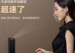 Xiaomi serrure connectée