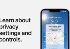 apple app privacy report