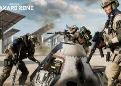 battlefield hazard zone