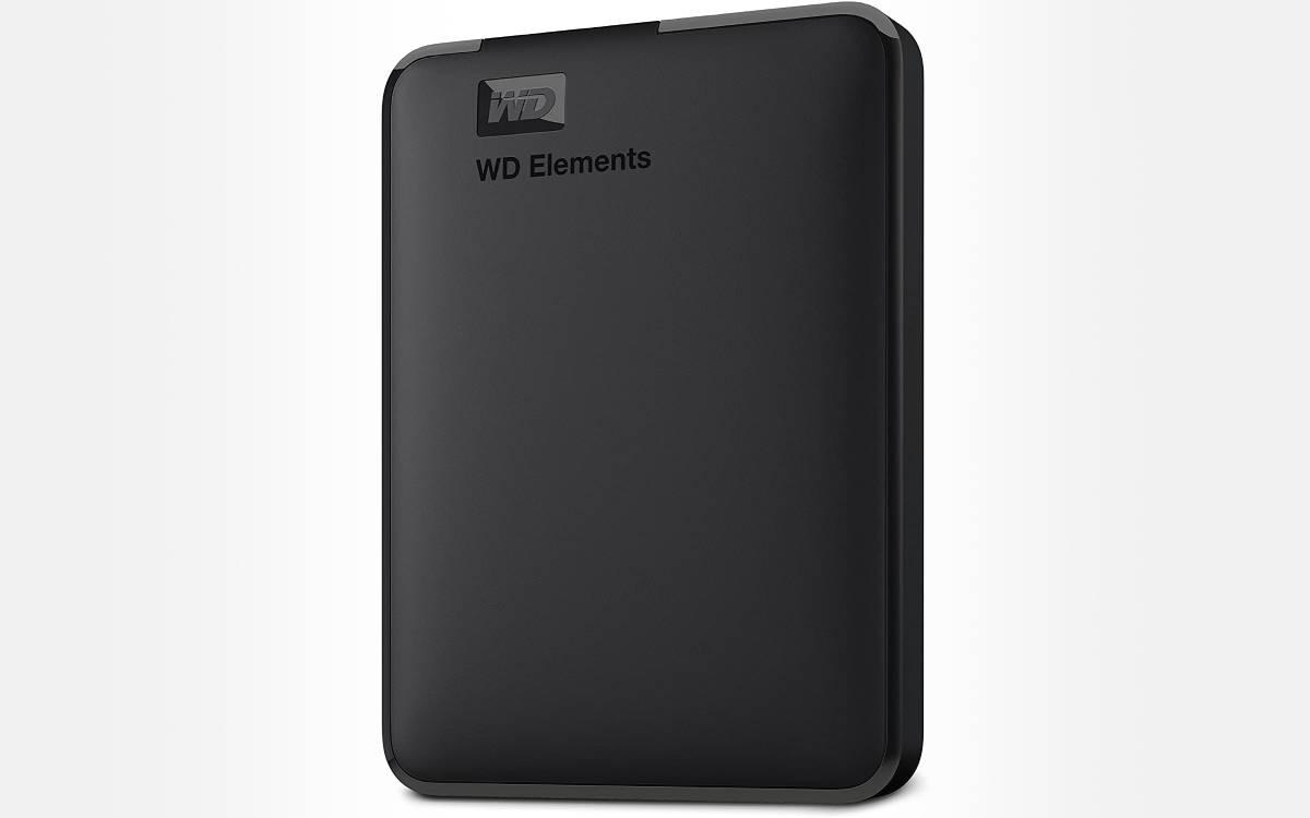 disque dur WD Elements 5 To à prix réduit