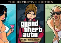 gta trilogy officiel