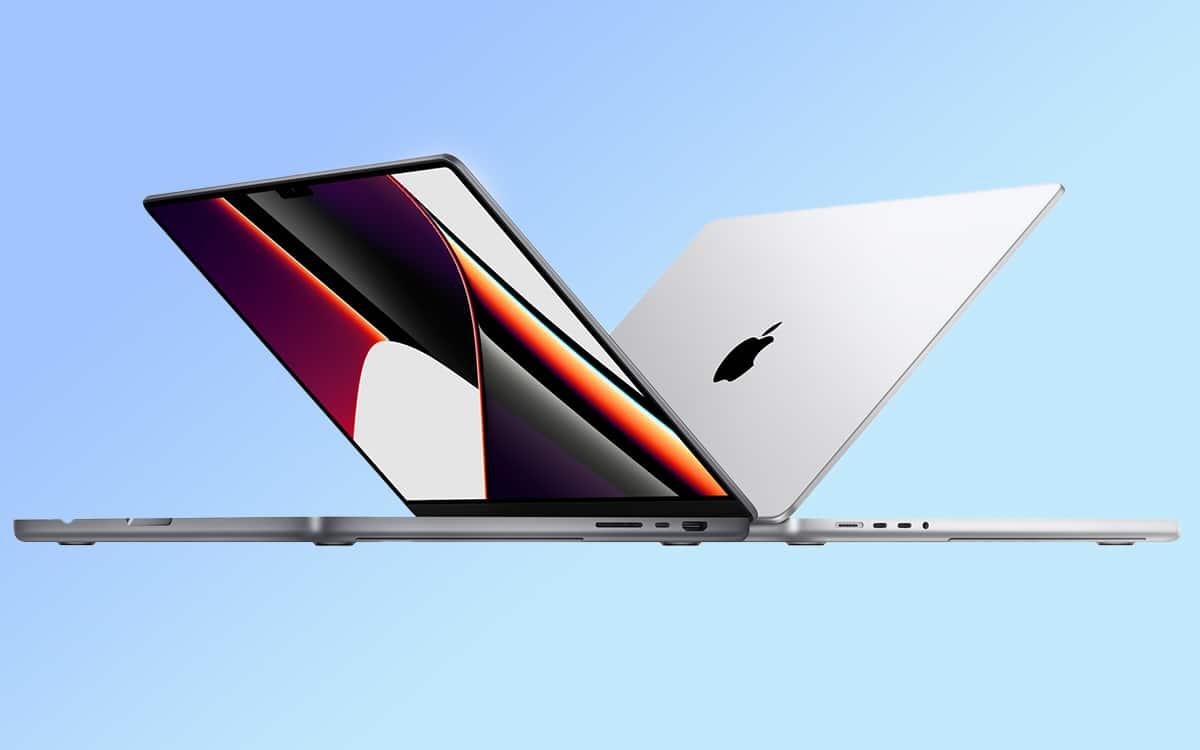 MacBook Pro 2021 officiel : écran ProMotion, puce M1 Pro/Max...c'est une vraie révolution !