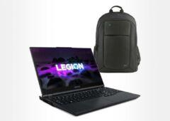 pack PC portable Lenovo Legion 5 sac