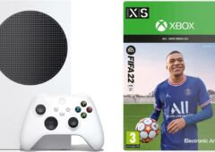 pack Xbox Series S FIFA 22