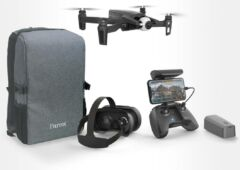 pack drone Parrot Anafi