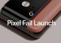 pixel 6 conférence google
