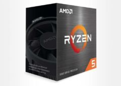 processeur AMD Ryzen 5 5600G Box