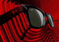 ray ban lunettes connectees IA