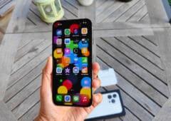 test apple iphone 13 pro interface 1