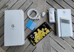 test google pixel 6 3