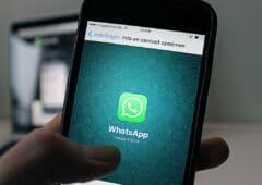 whatsapp stockage backup