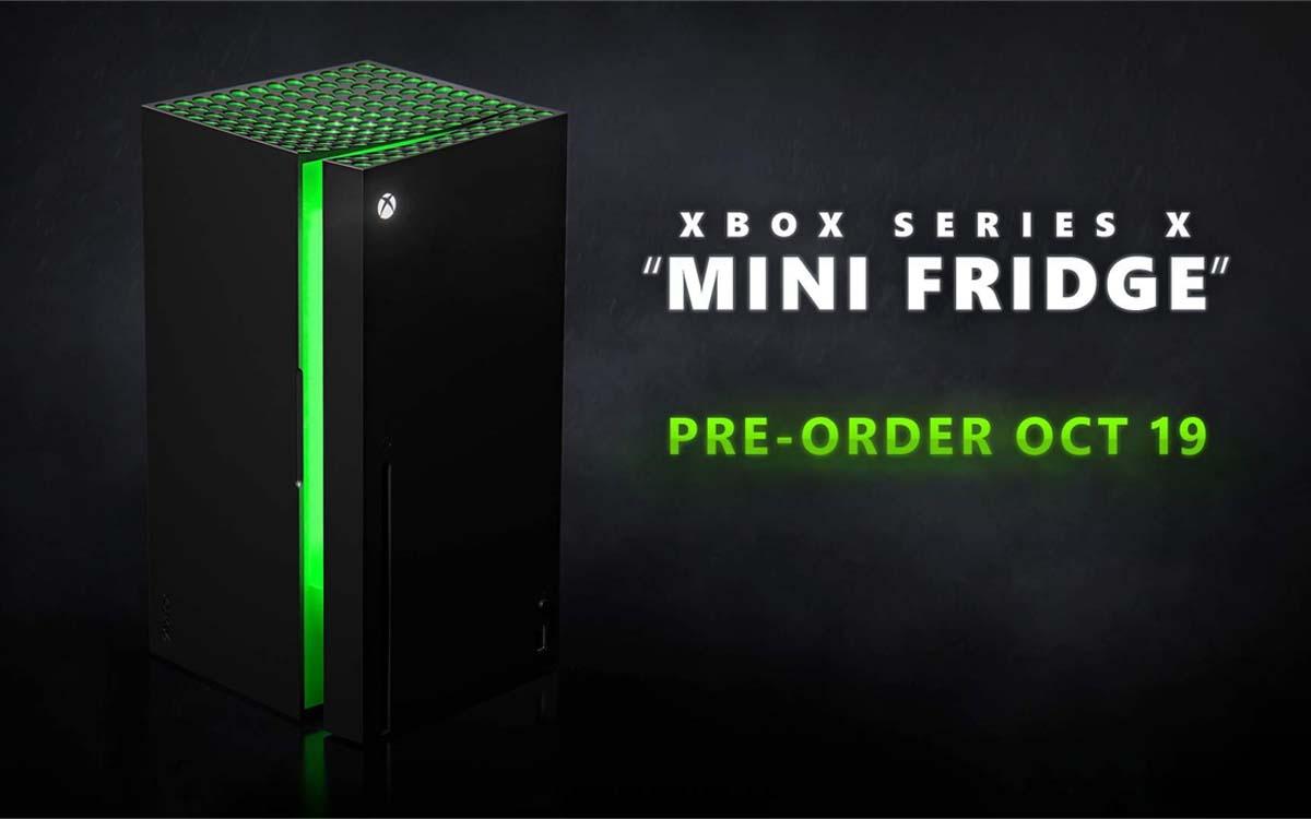 xbox series x frigo