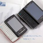 Sony Ericsson Xperia X10 Mini Pro 2