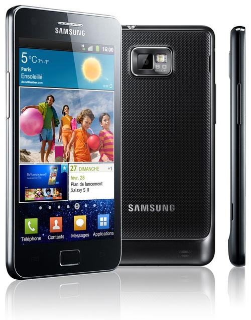 Galaxy S II1 Galaxy S2, SFR annonce la mise à jour Android 4.0 ICS pour le 20 avril