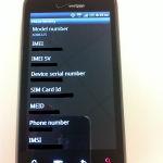 HTC Lexikon Merge