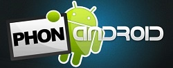 Tiroir d'applications du HTC One M8